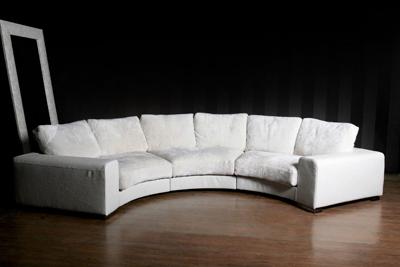 онлайн мебель диван полукруглый