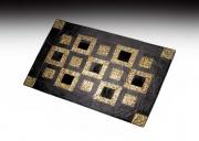 Элитные ковры - ковры из меха, ковры из кожи.