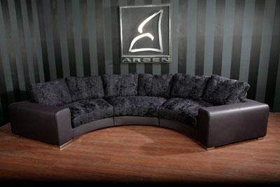 Полукруглый диван с доставкой